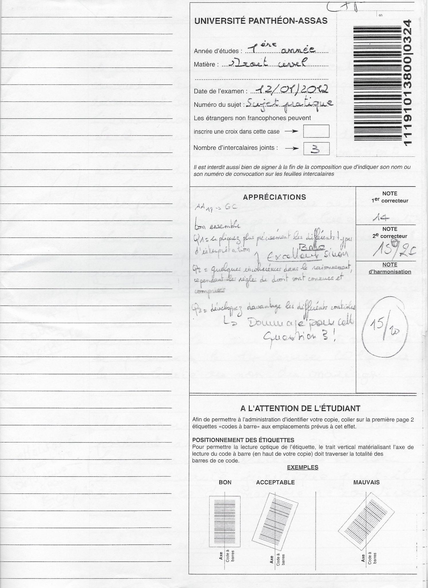 Copie droit civil 17 sur 20 aideauxtd.com